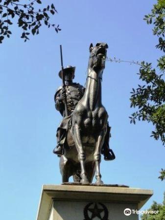 Confederate Soldier Monument4