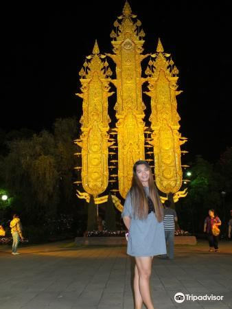 King Mengrai Monument2