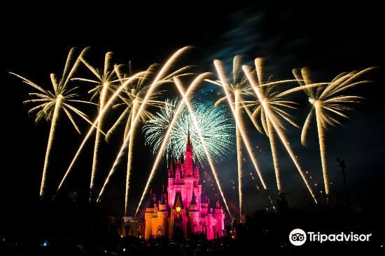 Happily Ever After Fireworks2