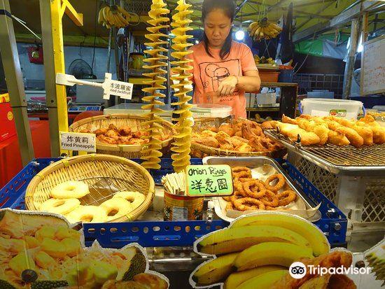 Jalan Sayur Food Street1