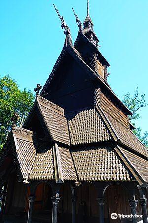 Fantoft Stave Church2