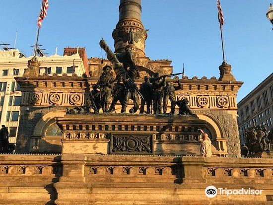 Soldiers' and Sailors' Monument4