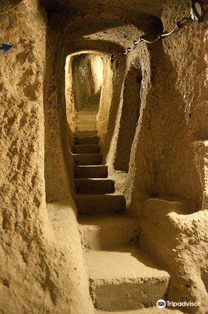Gaziemir Underground City3