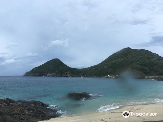一湊海水浴場1
