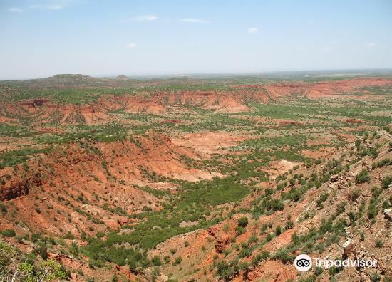 Caprock Canyons State Park2