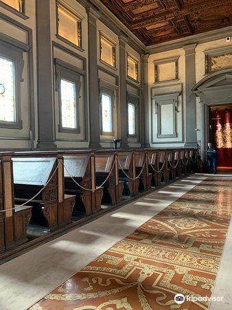 Laurentian Medici Library4