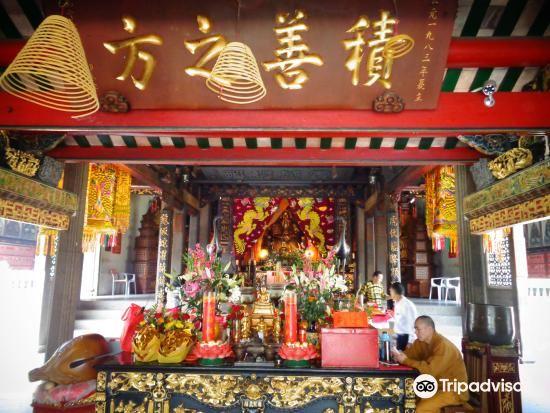 Xuanwu Mountain (Yuanshan Temple)1