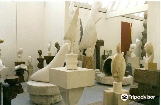 L' Atelier Brancusi2