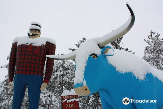 Paul Bunyan and Babe the Blue Ox2