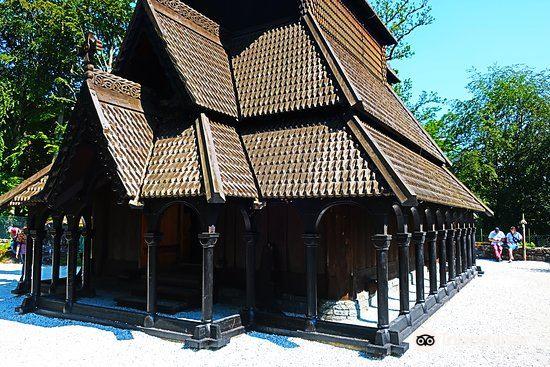 Fantoft Stave Church4