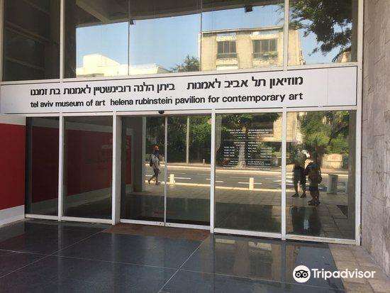 Helena Rubinstein Pavilion of Contemporary Art3