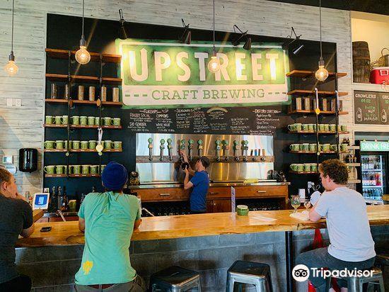 Upstreet Craft Brewing1