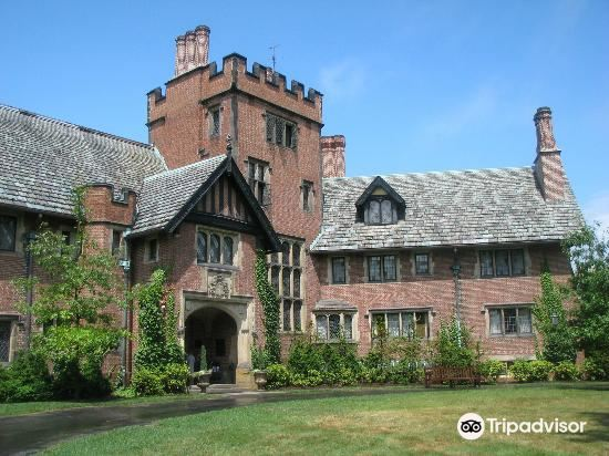 Stan Hywet Hall and Gardens3