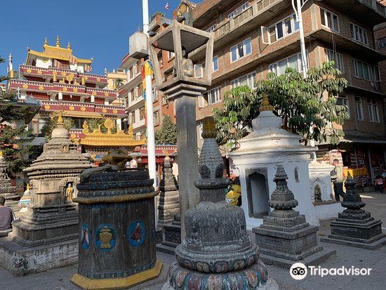 Kathesimbu Stupa2