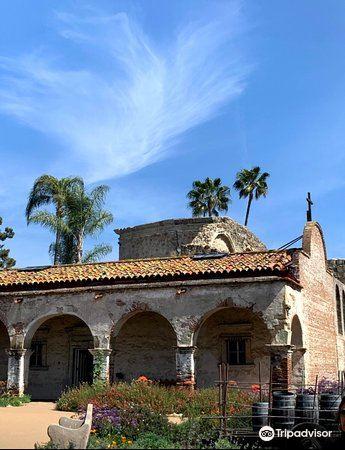 聖胡安卡皮斯川諾教堂1