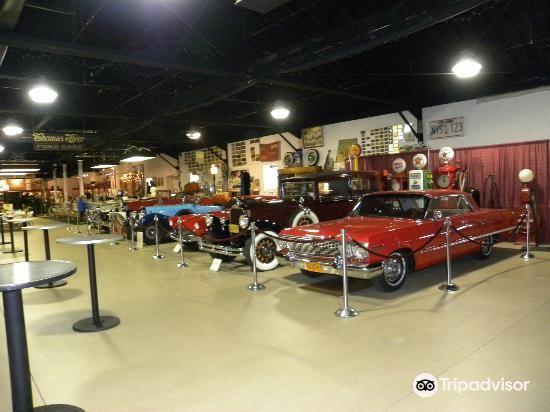 Buffalo Transportation-Pierce Arrow Museum2
