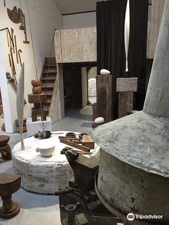 L' Atelier Brancusi4