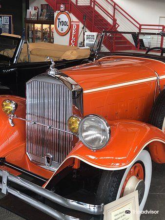 Buffalo Transportation-Pierce Arrow Museum1