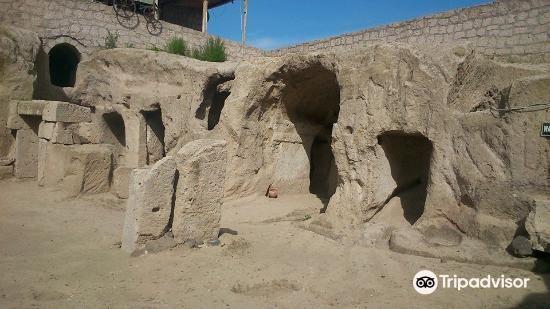 Gaziemir Underground City4