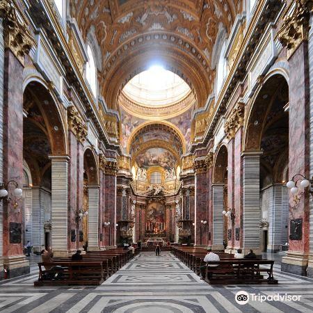 Basilica dei Santi Ambrogio e Carlo al Corso1
