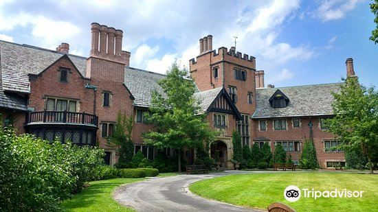 Stan Hywet Hall and Gardens1