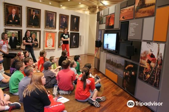 Gaylord-Pickens Oklahoma Heritage Museum2