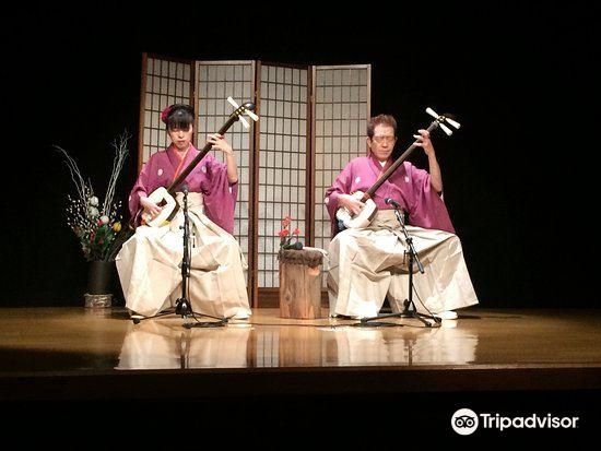 Tsugaru Shamisen Kaikan1