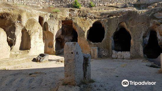 Gaziemir Underground City1