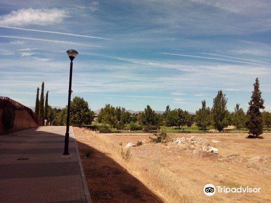Parque Periodista Tico Medina1