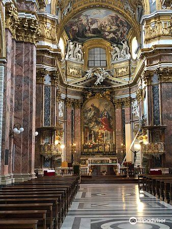 Basilica dei Santi Ambrogio e Carlo al Corso2