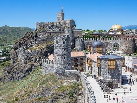 Rabati Castle3