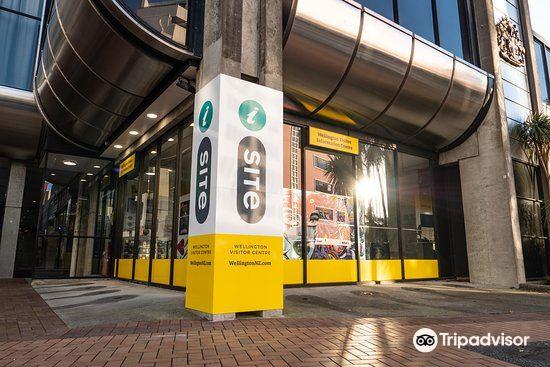 Wellington i-SITE Visitor Information Centre1