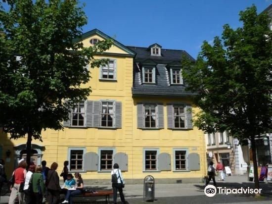 Schillers Wohnhaus3