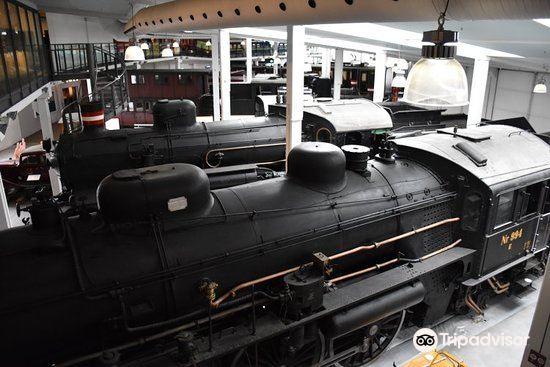 The Danish Railway Museum1