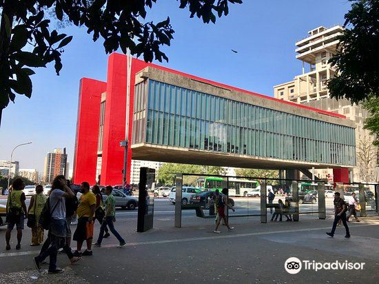 Sao Paulo Museum of Art3