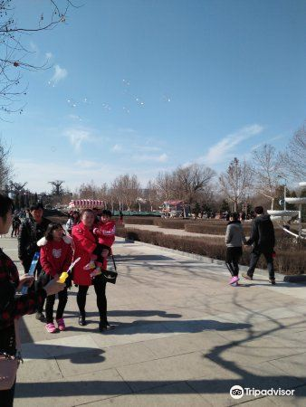 Baoding Botanical Garden1