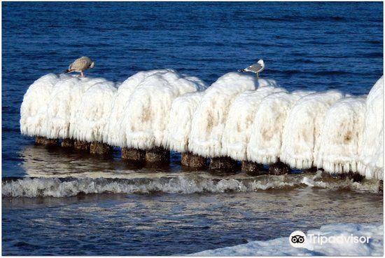 Plaża Sianożęty