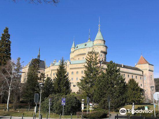 Bojnice Castle2