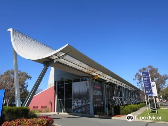 Canberra and Region Visitors Centre2