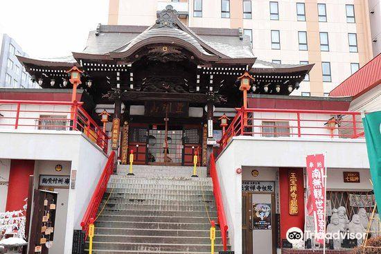Toyokawa Inari Sapporo Betsuin1