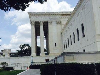 The Supreme Court Cafeteria