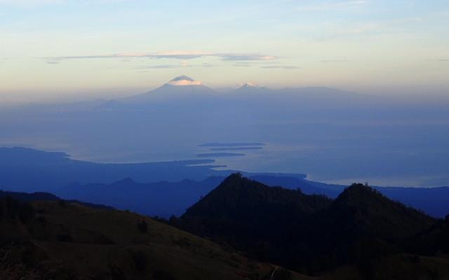 一个人的印度尼西亚-身痛神爽的登山之旅 (乌布-Gili Meno-龙目-万隆)