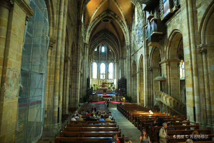Bamberg Cathedral2