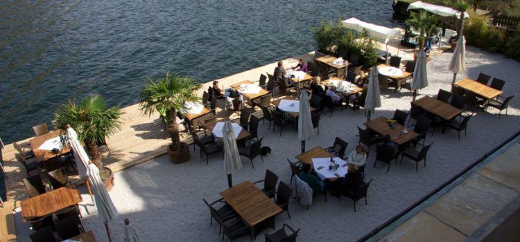 Restaurant im Seehotel Gruner Baum3