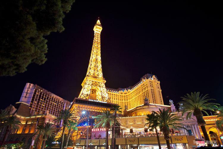 파리 라스베이거스 호텔 에펠 타워 익스피리언스4