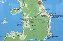 从四国松山去兔子岛的交通路线