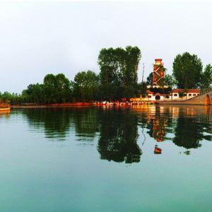 颍州西湖旅游景点攻略图