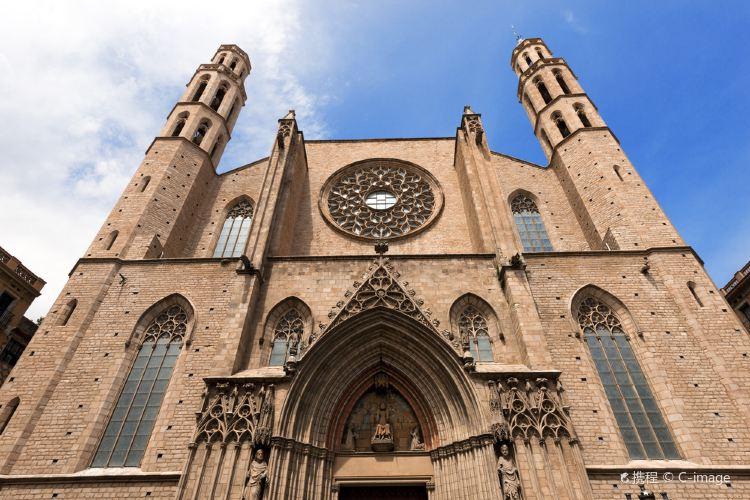 Basílica de Santa María del Mar3