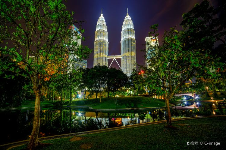 Kuala Lumpur City Centre Park1