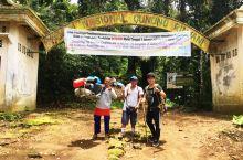 挑战印度尼西亚林加尼🌋成功